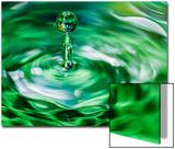 Water Drop 1 Kunst von Margaret Morgan