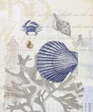 Ebb and Flow II Print by Ken Hurd