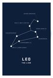 Astrology Chart Leo Photo