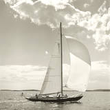 Sunlit Sails II Reproduction procédé giclée par Michael Kahn
