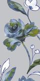 Midnight Floral II Giclée-Druck von Sandra Jacobs