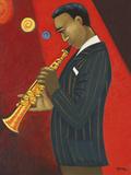 Coltrane Giclee Print by Marsha Hammel