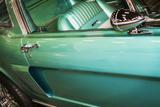 Mighty Mustang II Valokuvavedos tekijänä Alan Hausenflock