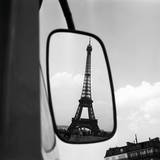 Eiffel Tower Reflection, c1960 Giclee Print by Paul Almasy