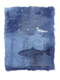 Cyanotype II Art par Ken Hurd