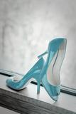 Blue Heels Affiches par Erin Berzel