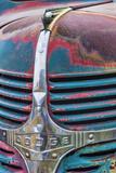 Truck Detail III Impressão fotográfica por Kathy Mahan