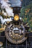 Locomotive I Fotografie-Druck von Kathy Mahan