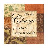 Change - special Fotografie-Druck von Gregory Gorham