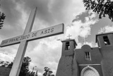 New Mexico Church I Photographic Print by Kathy Mahan