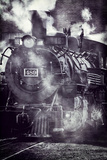 Scenic Railroad II Photographic Print by Kathy Mahan