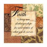 Faith - special Fotografie-Druck von Gregory Gorham