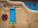 New Mexico Adobe I Fotografie-Druck von Kathy Mahan