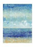 Beach Horizon II Affiches par Tim O'toole