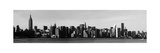 Panorama of NYC VIII Kunstdrucke von Jeff Pica