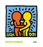 Pop Shop Plakat af Keith Haring