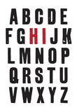 Friendly Letters Juliste