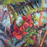 Splash of the Tropics II Pósters por Nanette Oleson