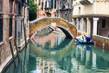 Little Canal in Venice Fotografie-Druck von  prochasson