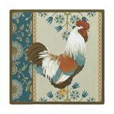 Cottage Rooster II Affiches par Erica J. Vess