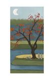 Winter Tree, Autumn, 2013 Impressão giclée por Megan Moore