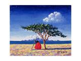 Under the Acacia Tree, 1991 Reproduction procédé giclée par Tilly Willis