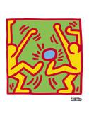 Pop Shop Posters av Keith Haring