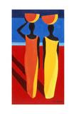Sisters, 1993 Reproduction procédé giclée par Tilly Willis