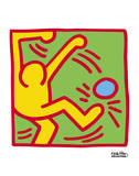 Pop Shop Plakat av Keith Haring