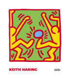 Pop Shop Posters av Keith Haring