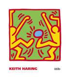 Pop Shop Poster di Keith Haring