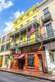 Historic Building in the French Quarter Photographic Print by Jorg Hackemann