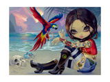 Bootstrap Betsy Posters par Jasmine Becket-Griffith