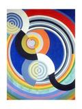 Rythme numéro 2 Giclée-tryk af Robert Delaunay