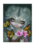 Attracting Butterflies Posters par Jasmine Becket-Griffith