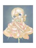 The Sick Rose Art par Jasmine Becket-Griffith