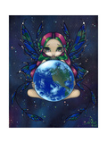 A World in Good Hands Reproduction photographique par Jasmine Becket-Griffith