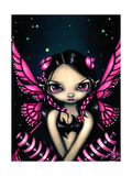 Pink Butterfly Fairy Posters par Jasmine Becket-Griffith
