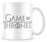 Game of Thrones - Logo Mug Krus