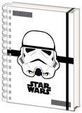 Star Wars - Stormtrooper A5 Notebook Notatbok