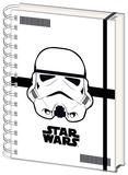 Star Wars - Stormtrooper A5 Notebook Notizbuch