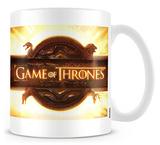 Game of Thrones - Opening Logo Mug Mok