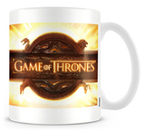Game of Thrones - Opening Logo Mug Mugg