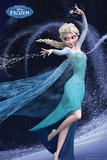 アナと雪の女王 - エルサ レット・イット・ゴー 高画質プリント