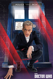 Doctor Who - Crouching Prints