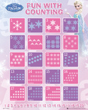 Frozen - Counting Print