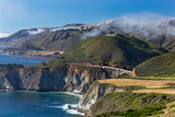 The Bixby Bridge Reproduction photographique par  Wolterk