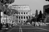 Coliseo en Roma, Italia Fotografía