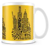 Citography - New York Mug Mug