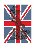 Citography - Great Britain Print